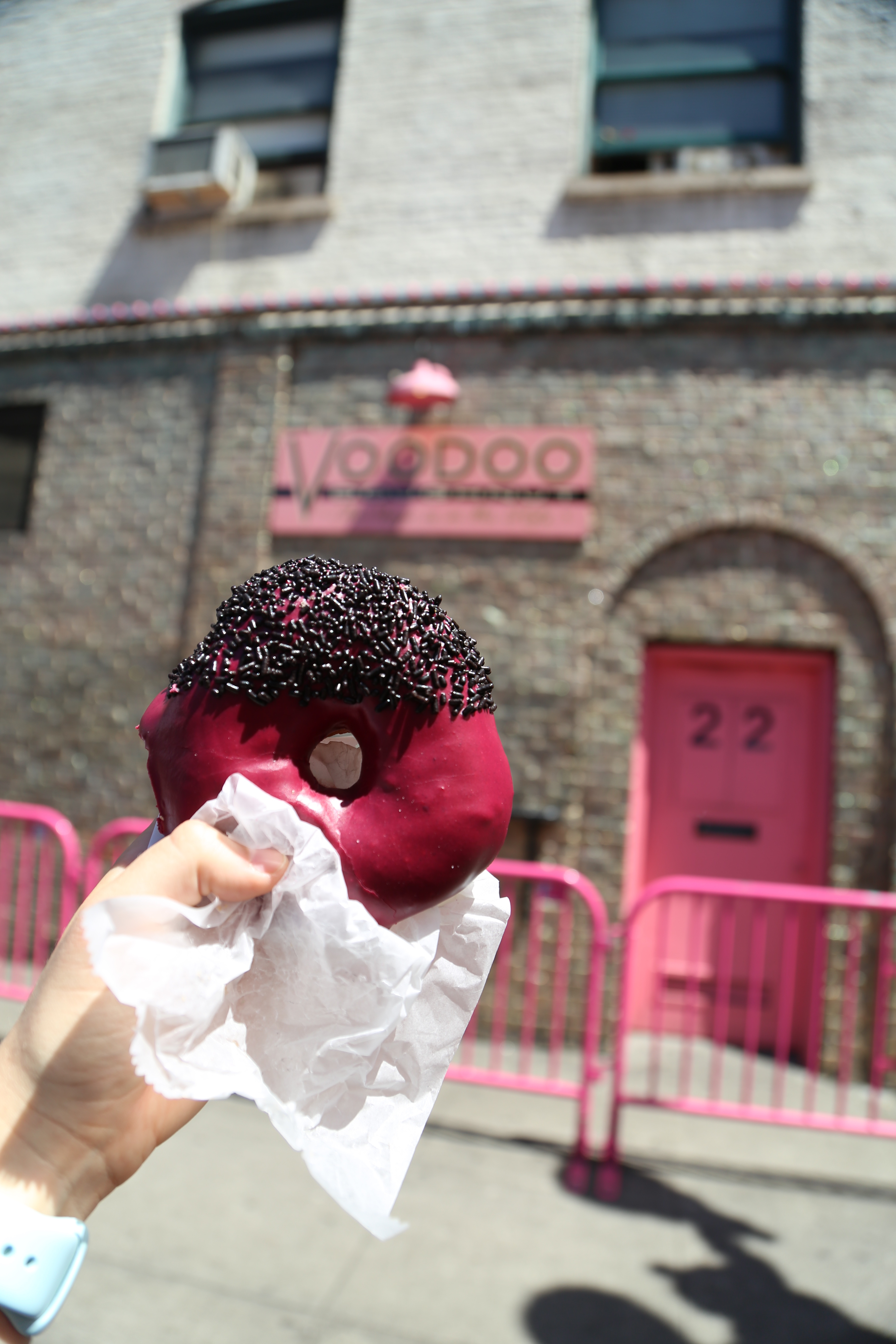 The Ultimate Extended Weekend in Portland, Oregon - VooDoo Donuts