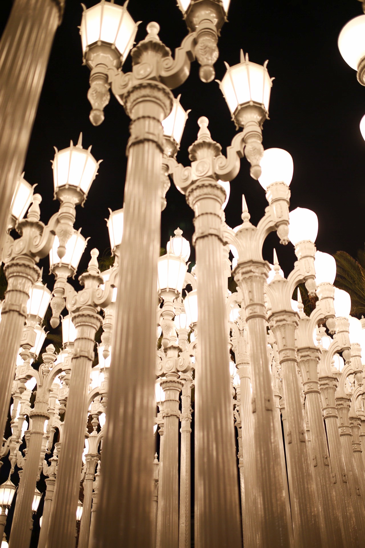 The Ultimate Weekend in Los Angeles, California - Urban Lights