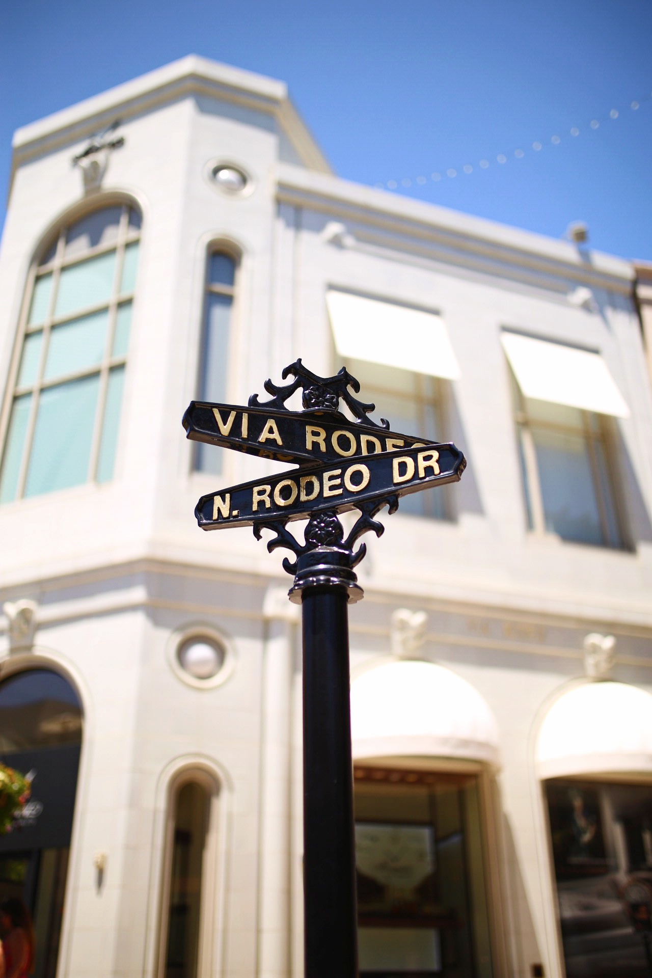The Ultimate Weekend in Los Angeles, California - Rodeo Drive