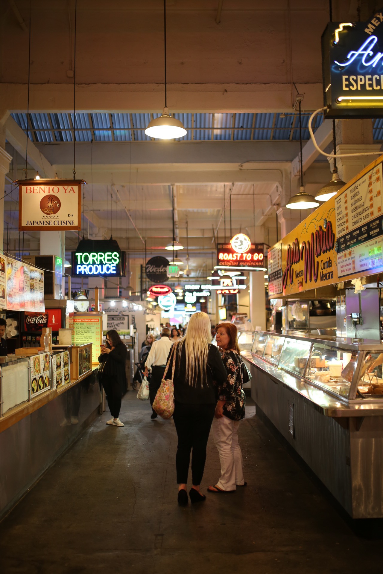 The Ultimate Weekend in Los Angeles, California - Grand Central Market