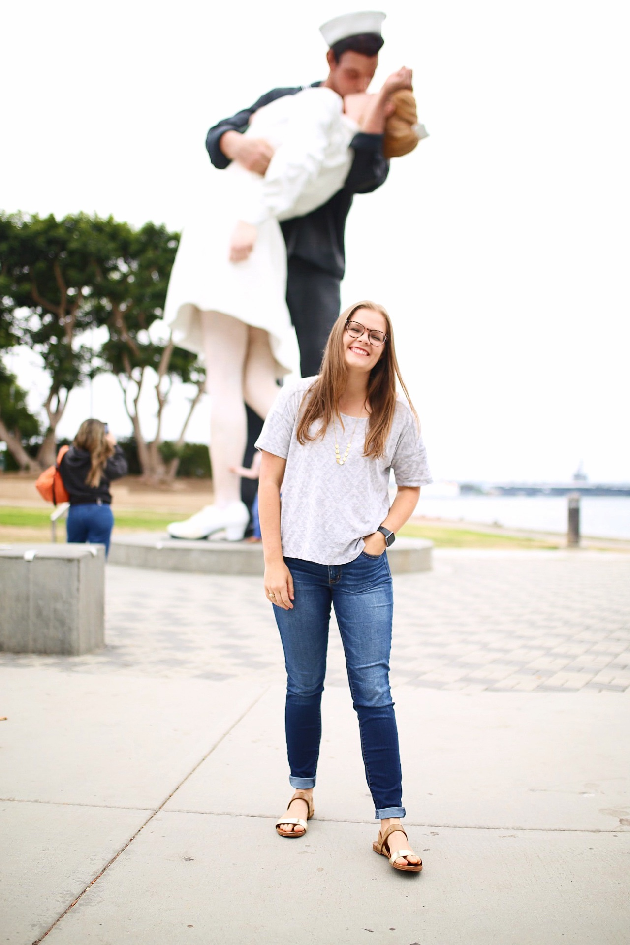 The Ultimate Weekend in San Diego, California - Unconventional Surrender Statue