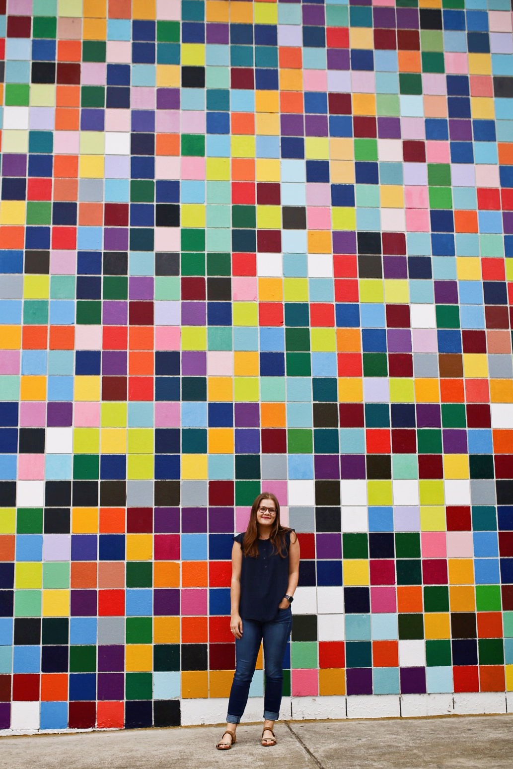 The Ultimate Weekend in San Diego, California - Color Wall