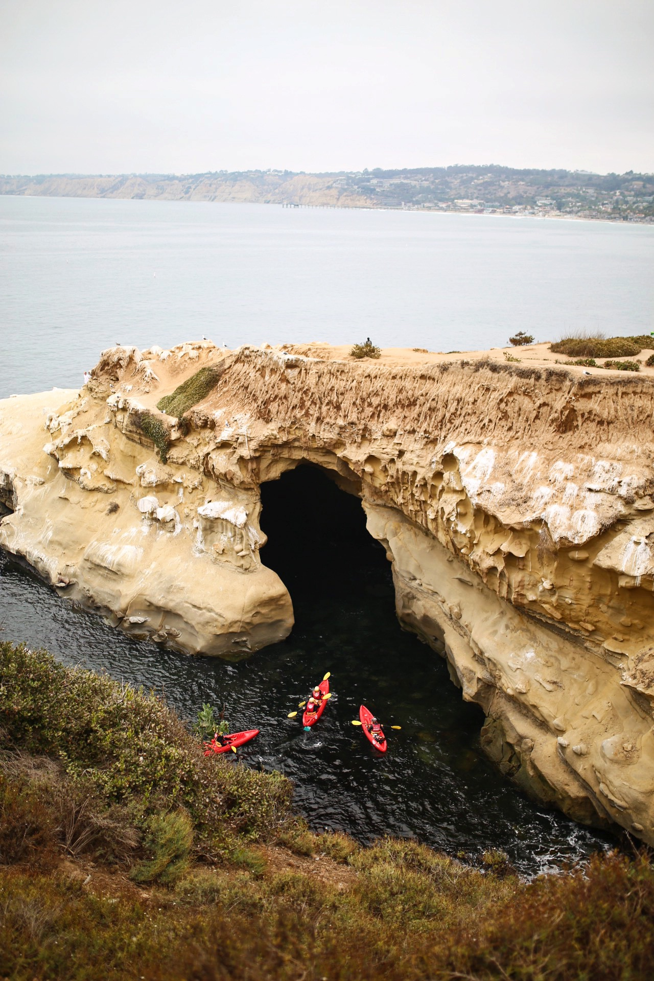 The Ultimate Weekend in San Diego, California - La Jolla Beach and Caves