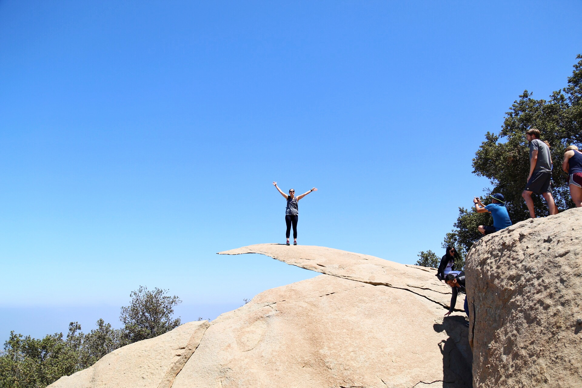The Ultimate Weekend in San Diego, California - Potato Chip Hike